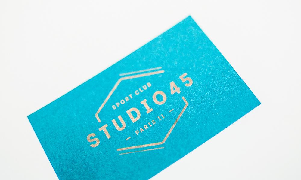 studio45_cartedevisite_logotype